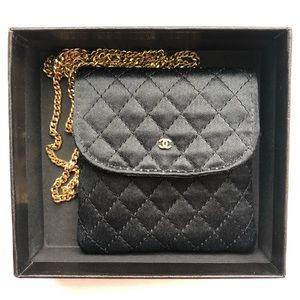 CHANEL Bags - CHANEL - Authentic 1980s Vintage Mini Bag